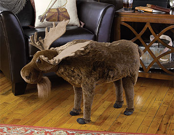 Moose Footrest - ONLY ONE LEFT!