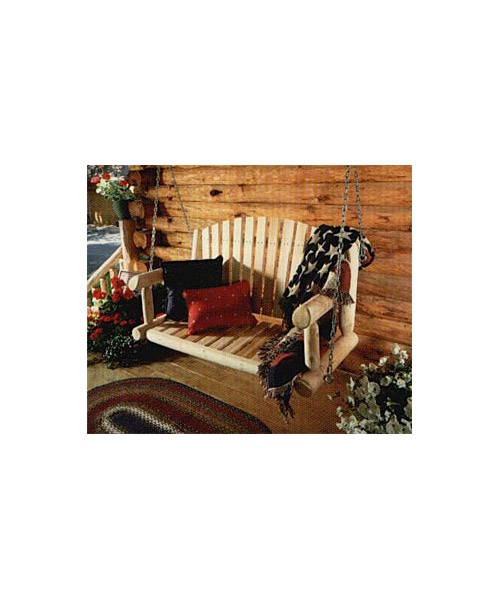 White Cedar Porch Swing