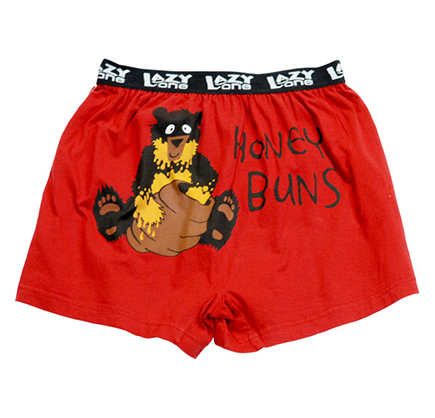 Boxer - Honey Buns