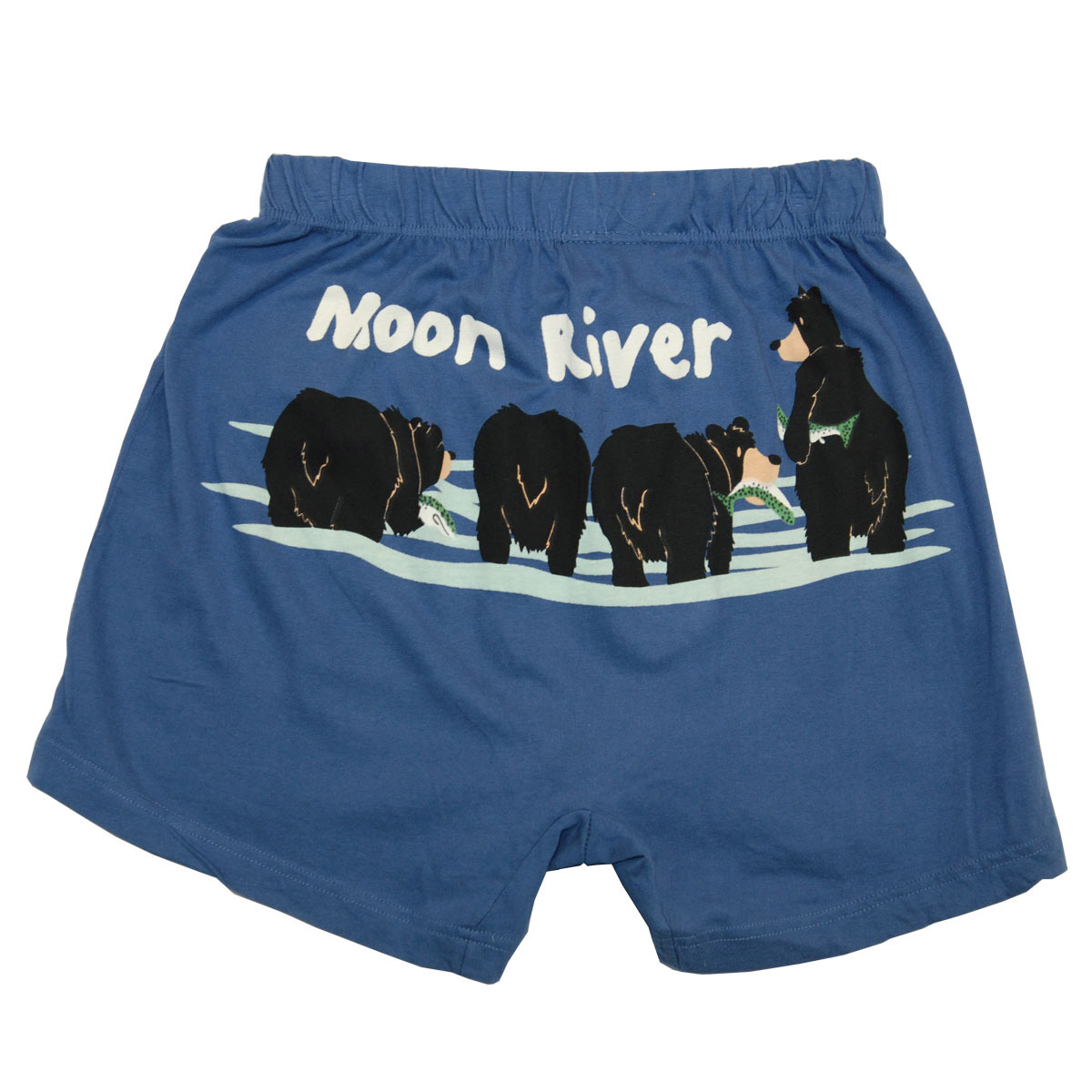 Adult Boxers - Moon River
