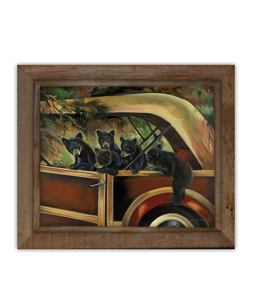 "Fine Art Giclee ""The Great Escape"""