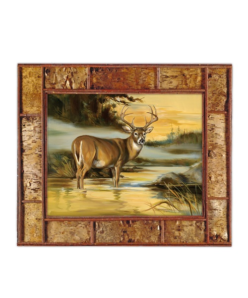 "Fine Art Giclee ""Whitetail Deer"""