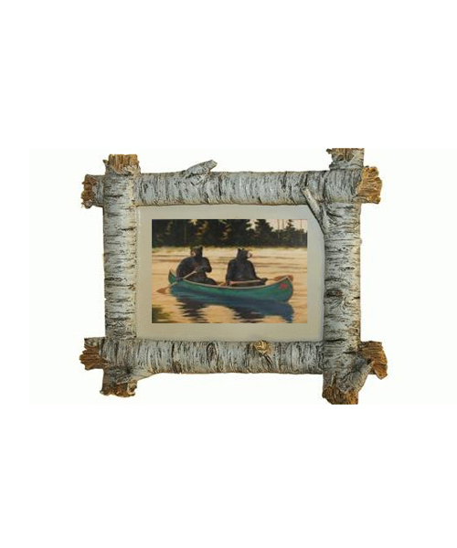 Birch Picture Frame 4x6
