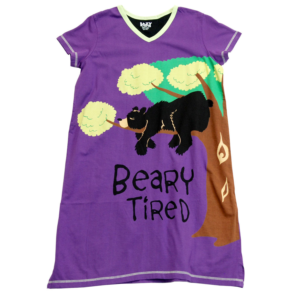 Nightshirt - Beary Tired