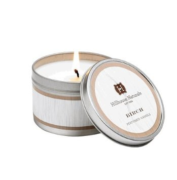 Birch Scent Tin Candle 5oz