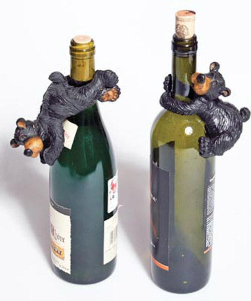 Bear Bottle Hangers (2)