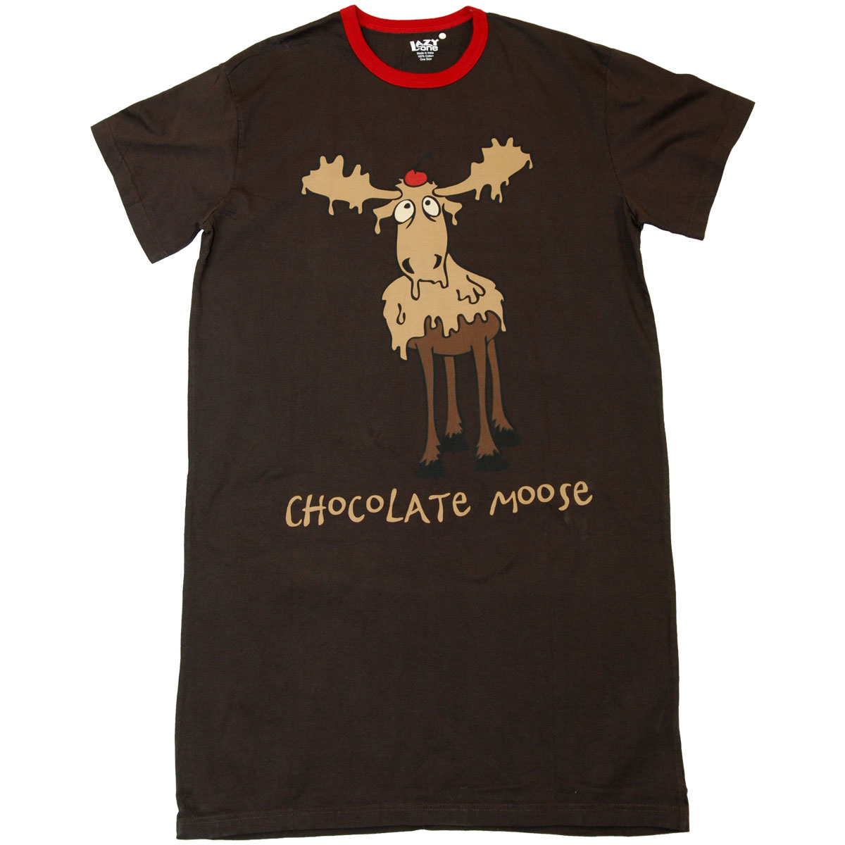 Nightshirt - Chocolate Moose