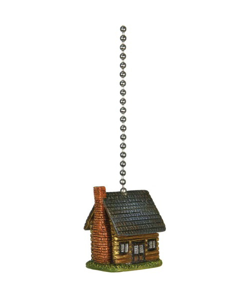 Ceiling Fan Pull - Cabin