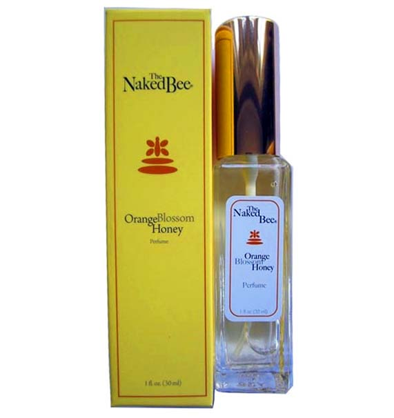 Orange Blossom Honey Perfume