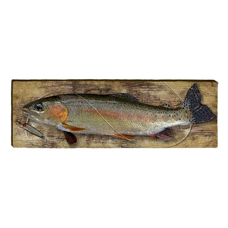 Rainbow Trout Wall Art