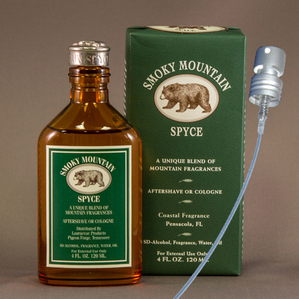Smoky Mountain Spyce Men's Fragrance